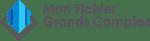 Logo du site d'achat de fichier B2B Mon Fichier Grands Comptes